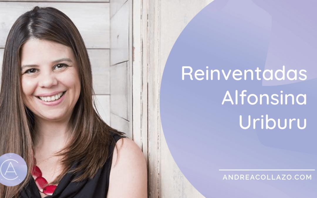 Reinventadas – Alfonsina Uriburu
