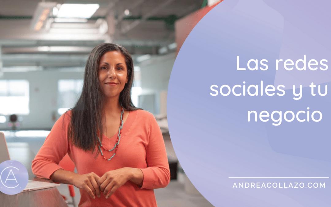 Las redes sociales y tu negocio