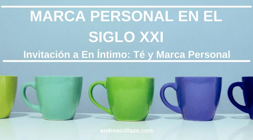 Té y Marca Personal